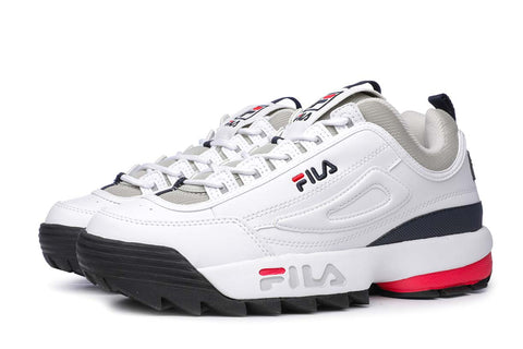 Fila Disruptor Low White Sneakers 1010707-1FG