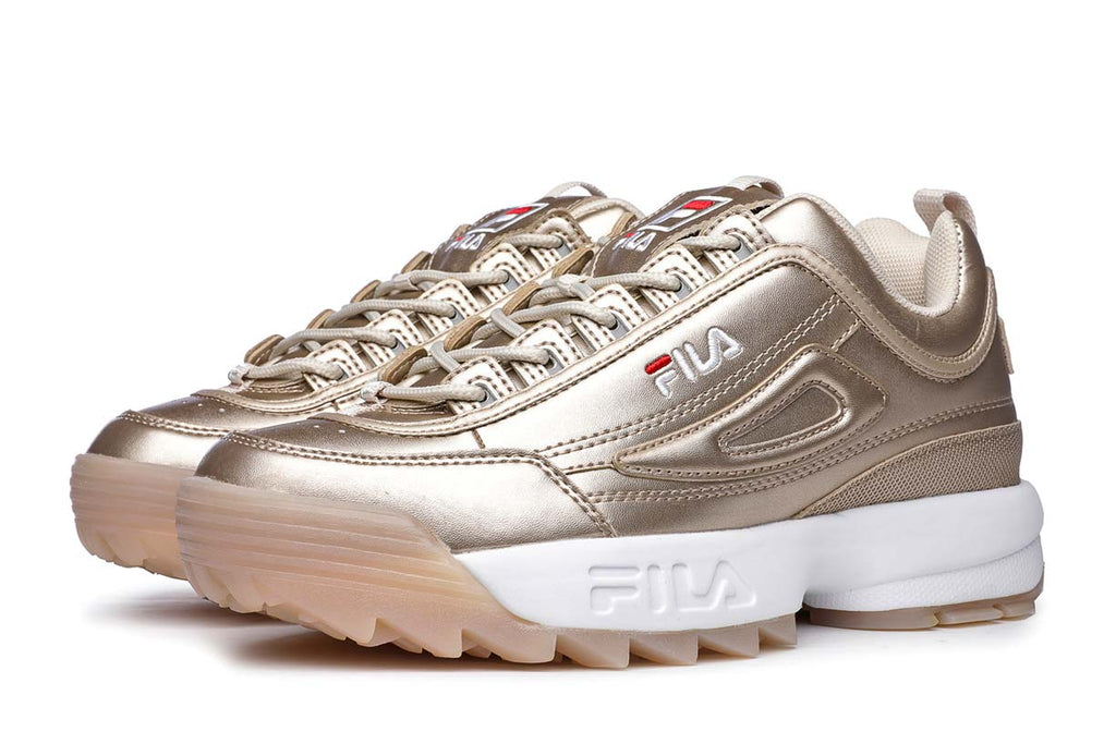 Fila Disruptor Sneakers Gold 1010747
