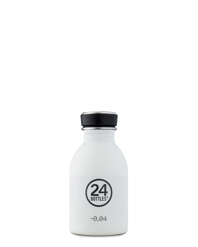 24Bottles Urban Bottle Ice White 250 ml