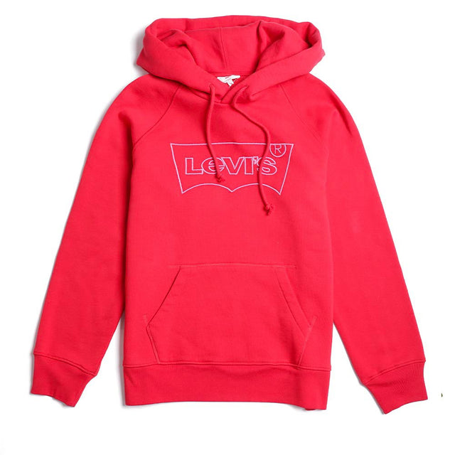 Levi's® Graphic Sport  W Hoodie Red