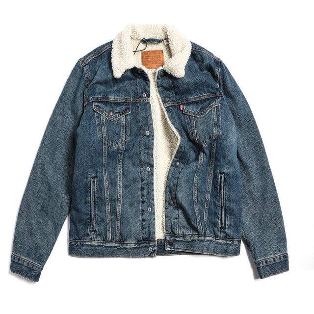 Levi's® Type 3 Sherpa Trucker Jacket