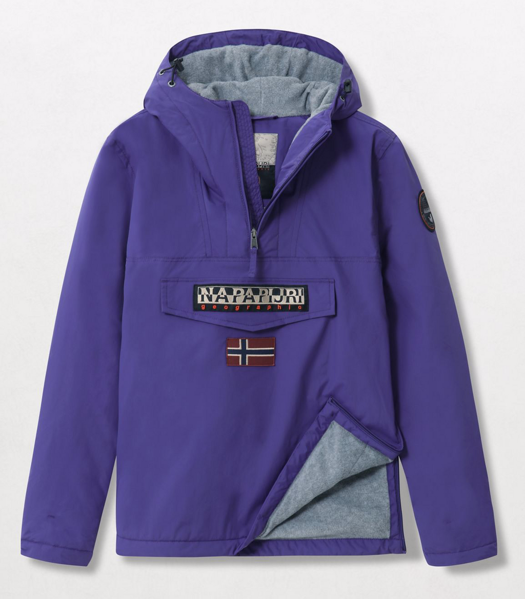 Napapijri Tribe Rainforest Winter Jacket Clematis