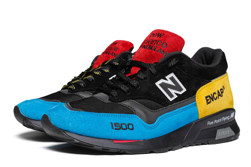 New Balance M1500UCT Sneakers 42 Suede Black