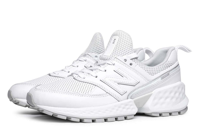 New Balance WS574FSC White Sneakers