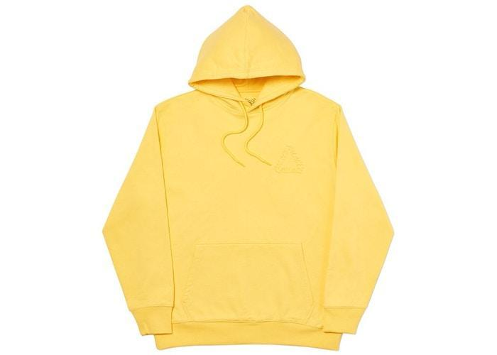 Palace De Boss P3 Hood Yellow