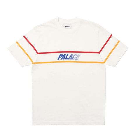 Palace Double Bubble T-Shirt White