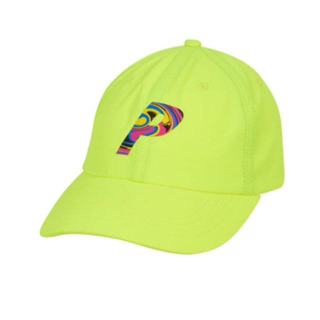 Palace Electro Shell P 6-Panel Neon Yellow