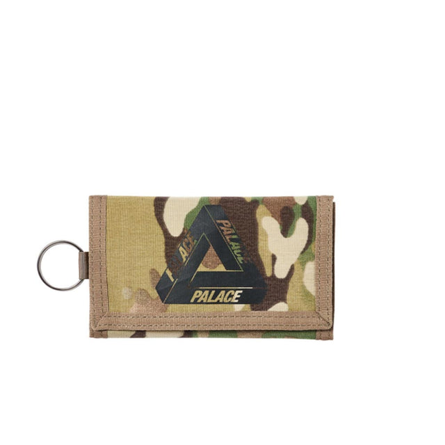Palace Multicam Trifold Wallet Original