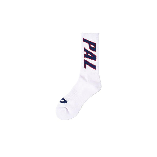 Palace PAL Socks White