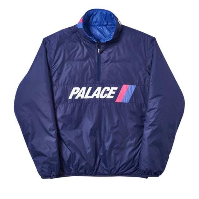 Palace Pertex P-Sport 1/2 Zip Thinsulate Navy