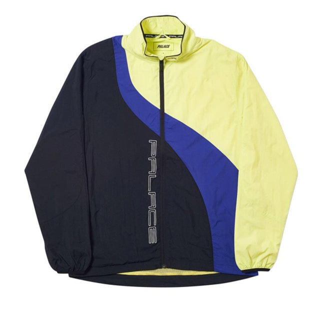 Palace Wave Runner Shell Top Yellow/Blue/Black
