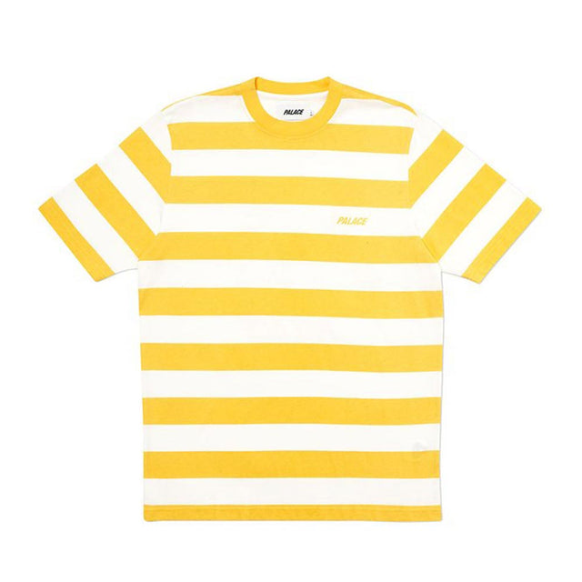 Palace Heavy T-Shirt Yellow
