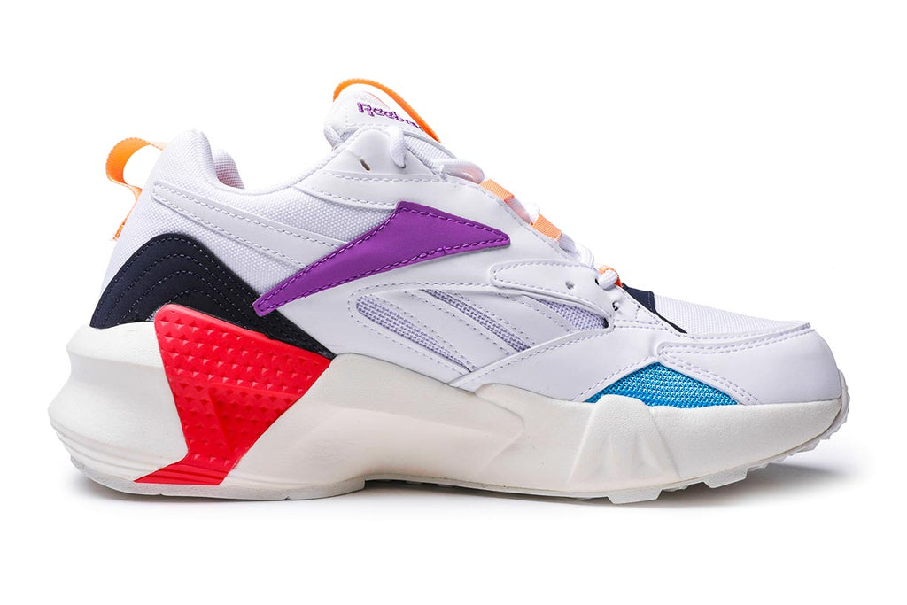 Reebok Classic Aztrek Bouble Mix White / Grape Punch / Bright