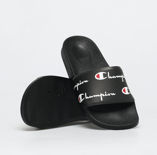 Champion Slides PD Black