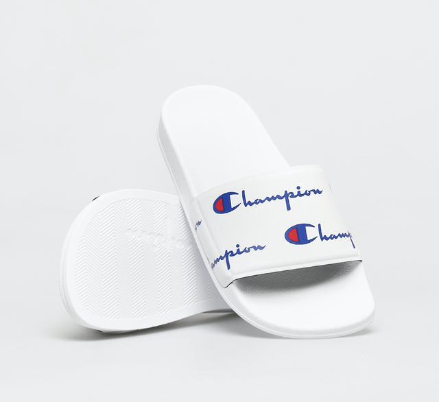Champion Slides PD White