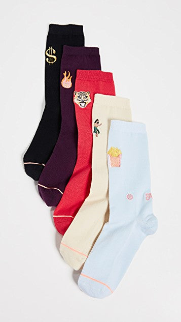 STANCE Socks Day of the Week 5 Pack Gift Box