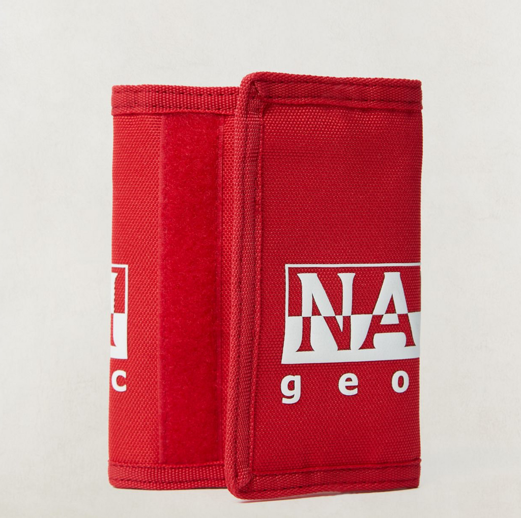 Napapijri Wallet Happy Scarlet Red