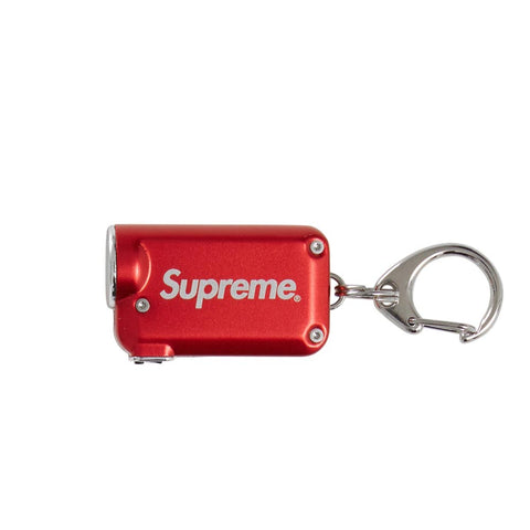 Supreme NITECORE Tini Keychain Light Red