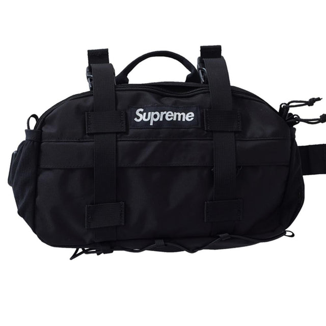 Supreme Waist Bag Black