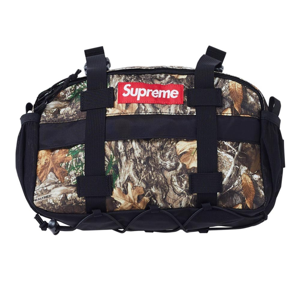 Supreme Waist Bag Real Tree Camo