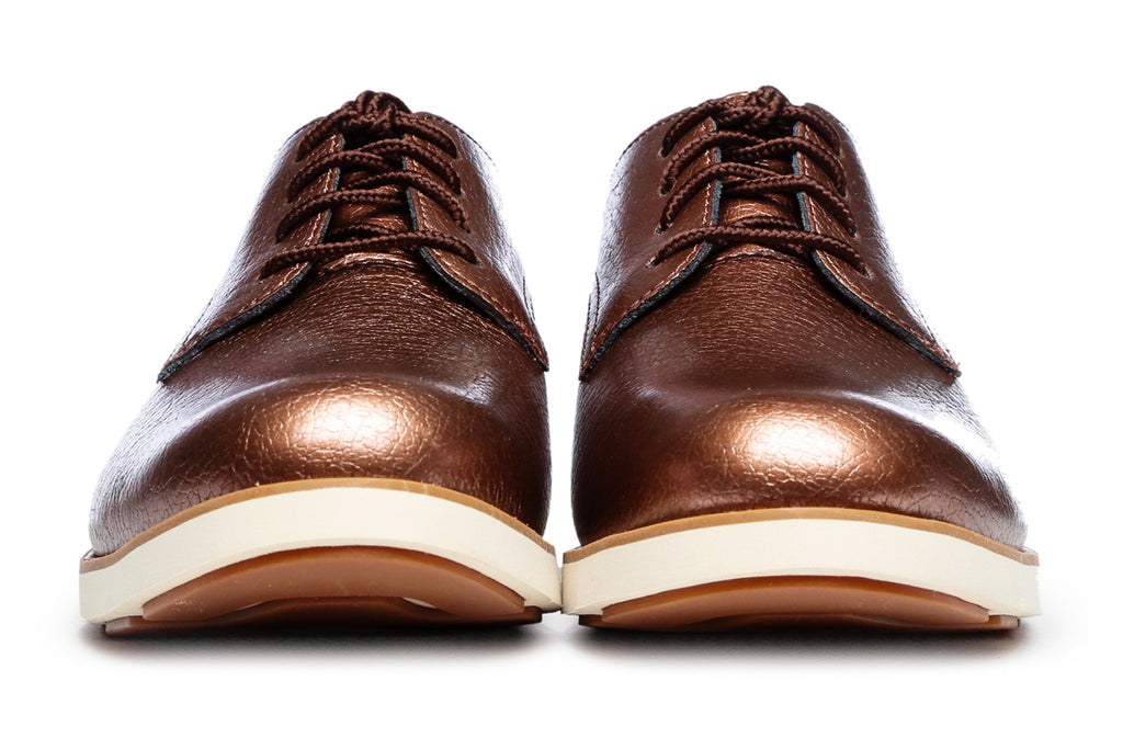 Timberland Lakeville Copper Metallic Shoes