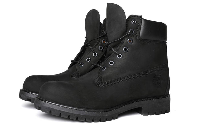 Timberland Men's 6-Inch Premium Waterproof Boots Black