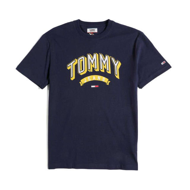Tommy Jeans Essential 3D Logo T-shirt DM0DM07014