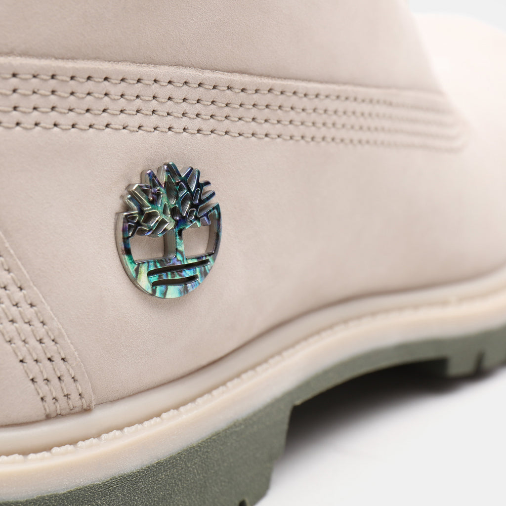 Timberland 6-inch Premium Icon Boots Pink