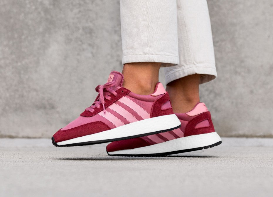 adidas Originals Iniki Runner I-5923 Shock Pink Sneakers