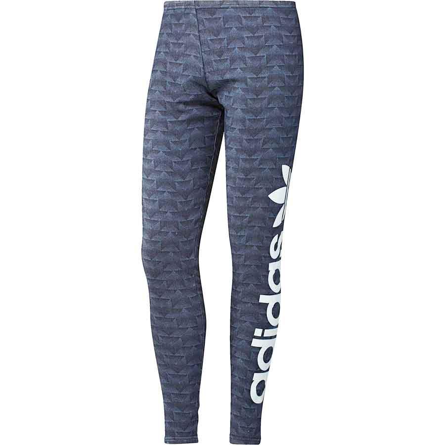 leggings donna adidas original