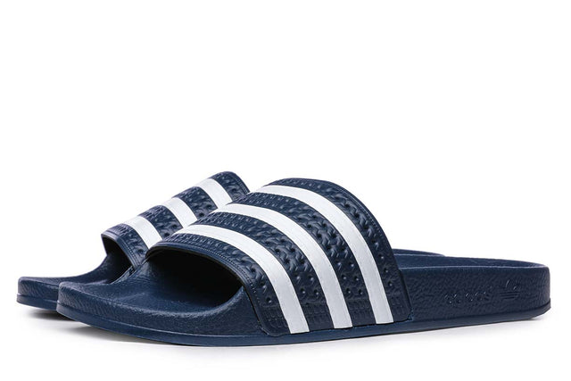 adidas Originals Adilette Slides Adiblue / White  288022