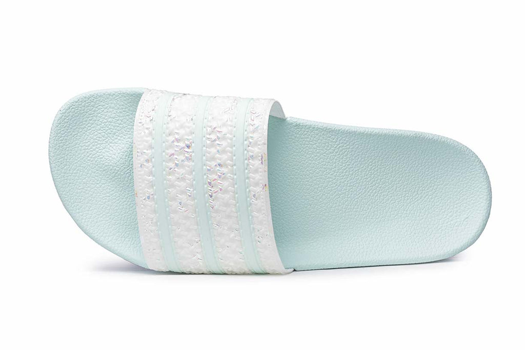adidas Originals Adilette Slides Ice Mint CG6257