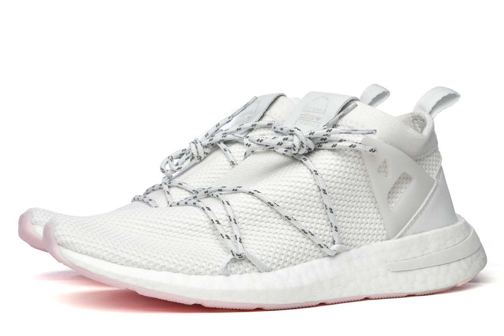 adidas originals Arkyn Knit Sneakers Crystal WhiteFtwr WhiteClear Pink