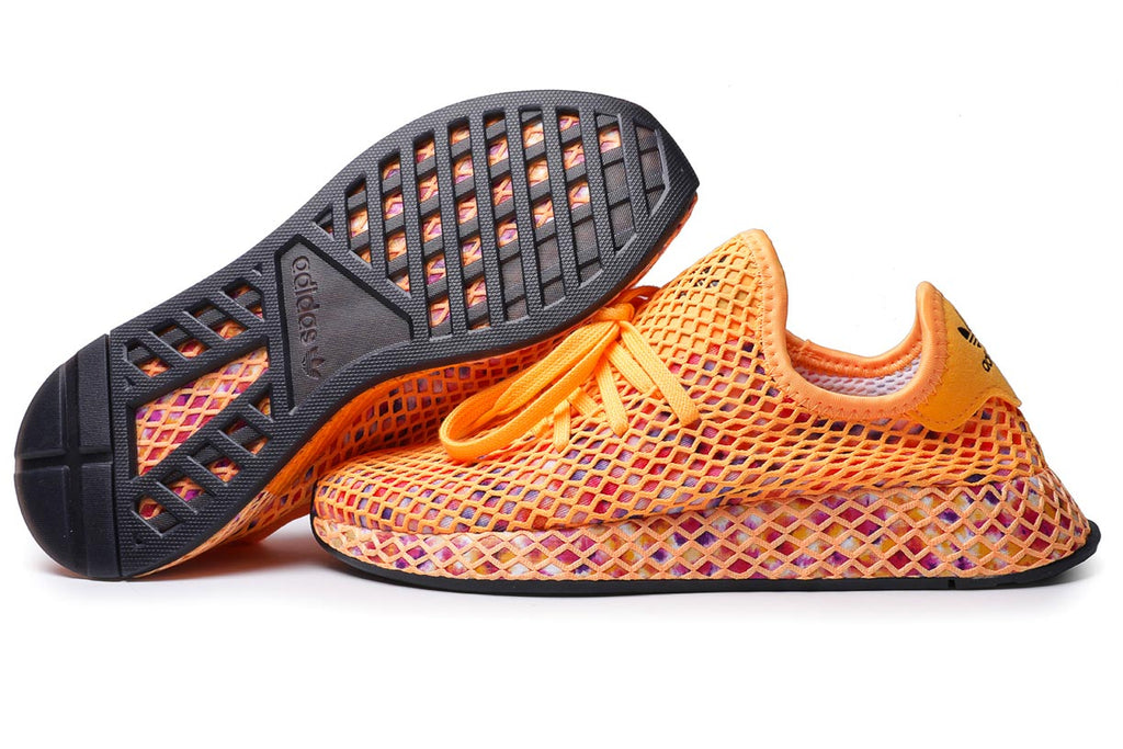 adidas Originals Deerupt Runner Sneakers Orange EE5773