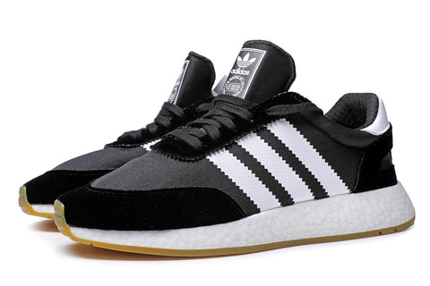 adidas Originals Iniki Runner I-5923 Core Black White Sneakers