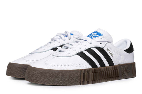 adidas Originals Sambarose Sneakers Cloud White / Core Black / Gum / AQ1134