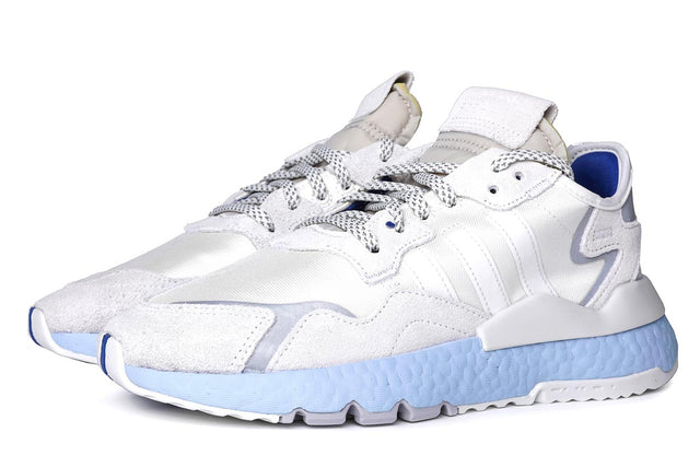 adidas Originals Nite Jogger Off White Sneakers EE5910