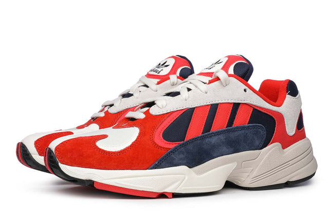 adidas Originals YUNG-1 Sneakers Orange Core Black B37615