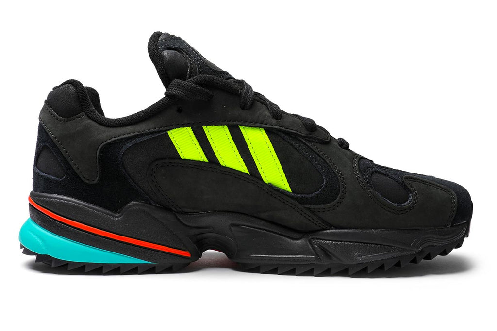 adidas Originals YUNG-1 Trail Sneakers Solar Yellow