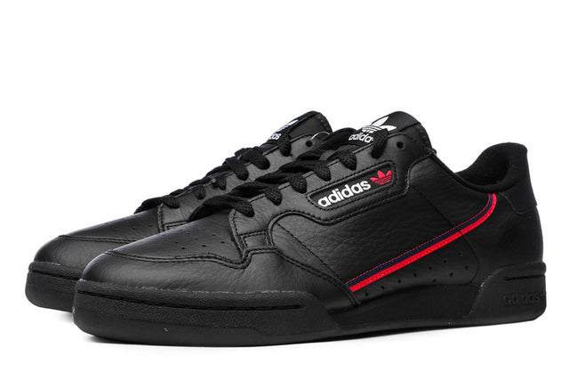 adidas Originals Continental Rascal Black Sneakers G27707