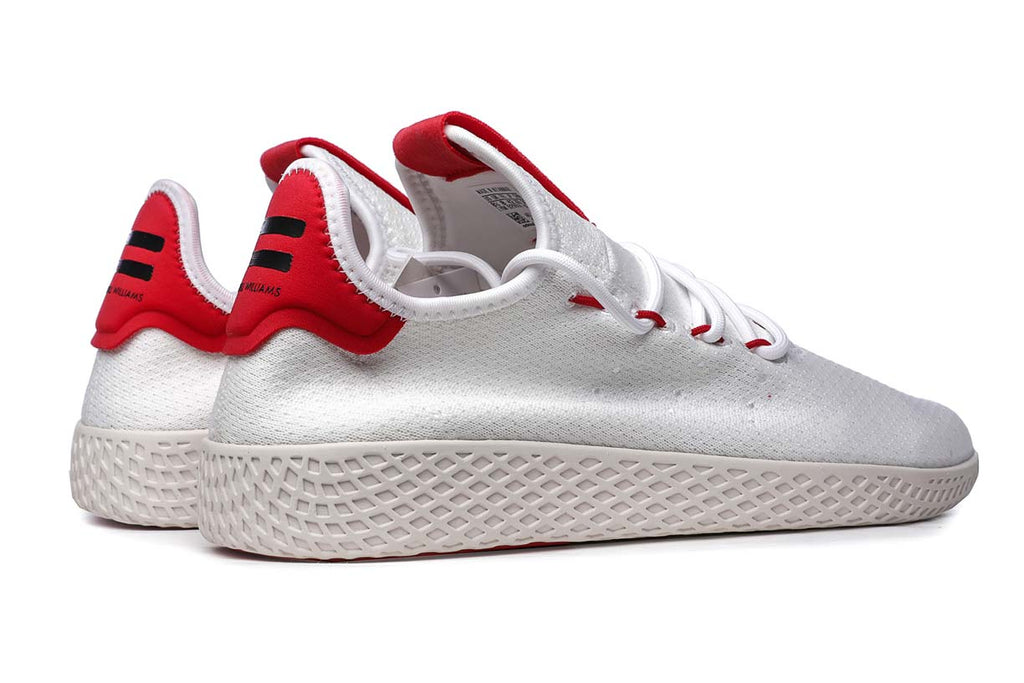 adidas Originals x Pharell Williams Sneakers Scarlet White BD7530