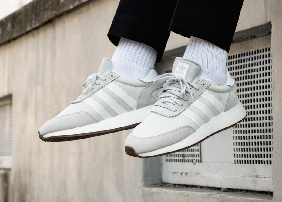 adidas Originals Iniki Runner I-5923 Grey One Sneakers