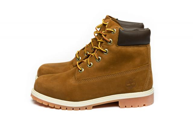 Timberland Women's 6-Inch Premium Waterproof Boots Rust-brown