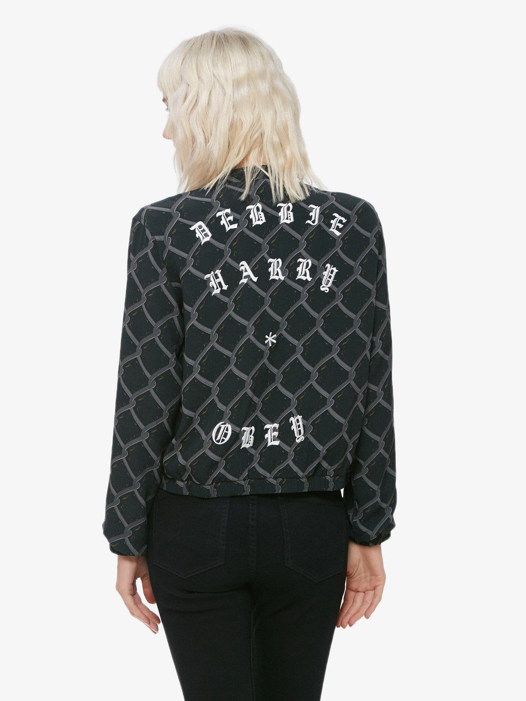 OBEY x Debbie Harry C Train Jacket