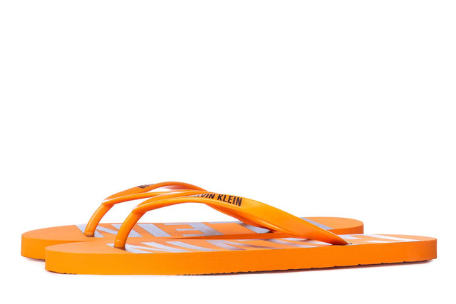 Calvin Klein FF Slipper Orange