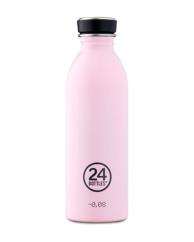 24Bottles Urban Bottle Candy Pink 500 ml