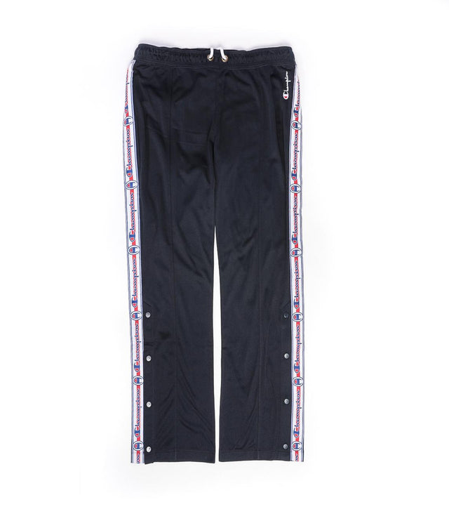Champion Reverse Weave Straight Hem W Pants Blue
