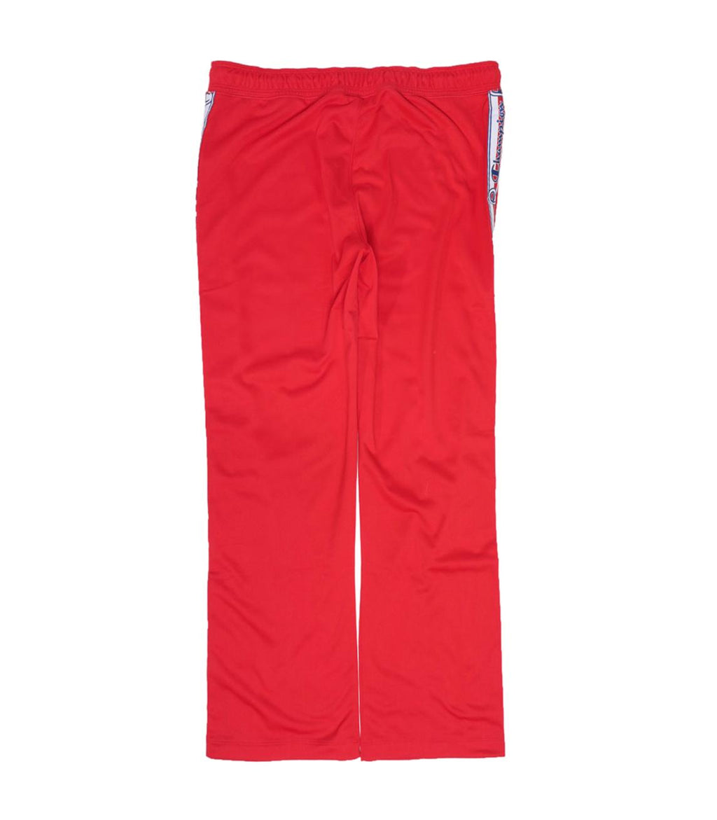 Champion Reverse Weave Straight Hem W Pants Red