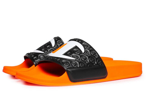 Champion Slides M-Evo Neon Orange/Black