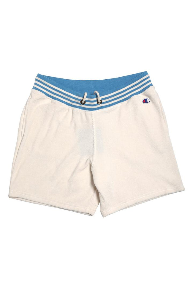 Champion Sponge Terry Shorts Beige